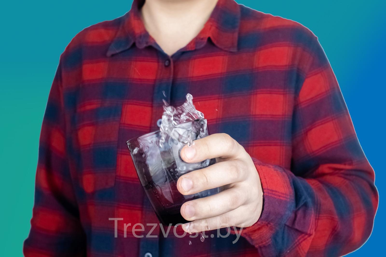 Тремор рук при алкоголизме