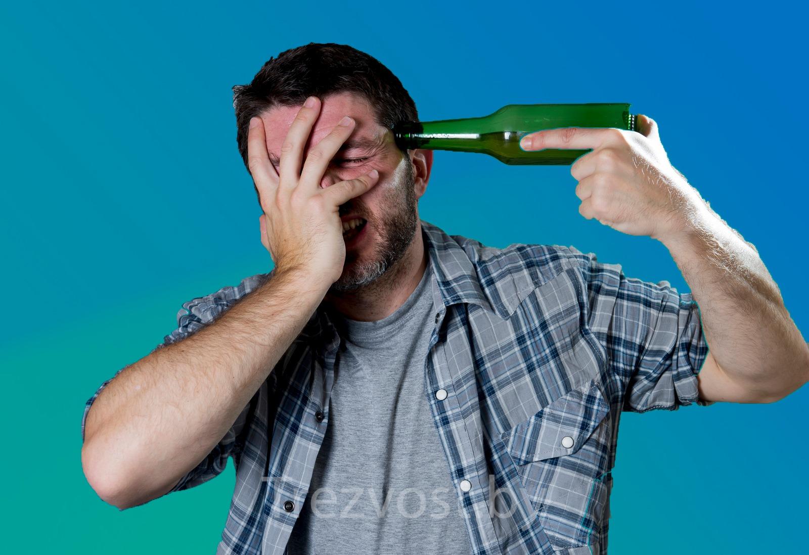 Влияние алкоголя на умственную деятельность