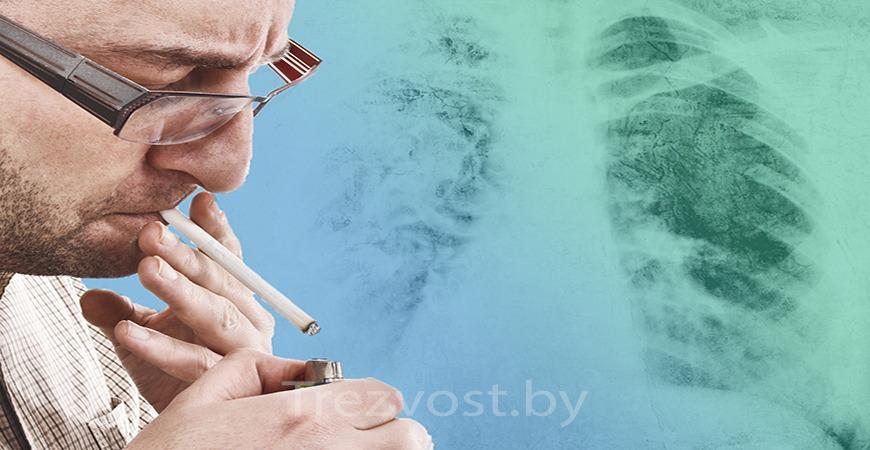 Влияние никотина на кровь и сосуды