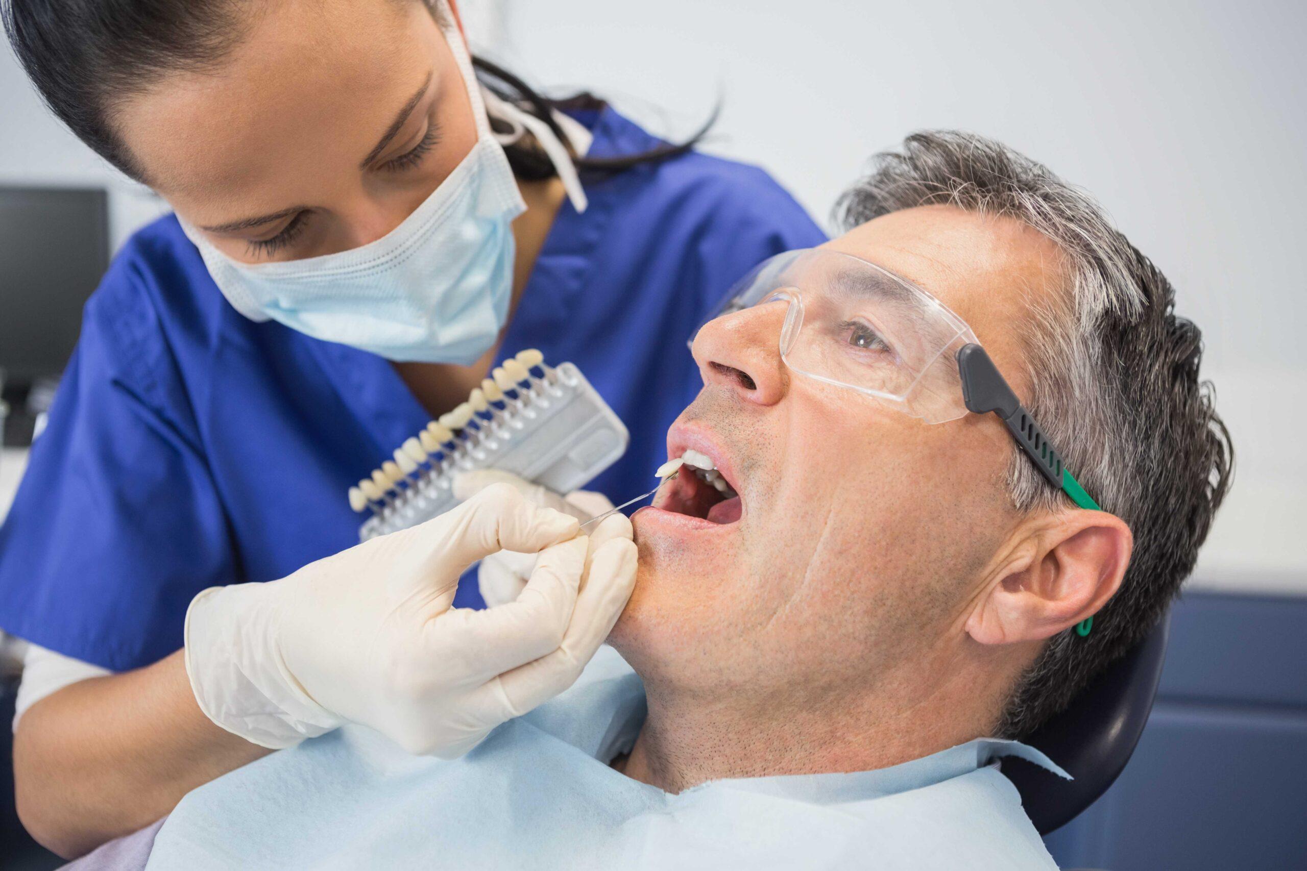 Проблемы с зубами как предвестник диабета и мышечной слабости